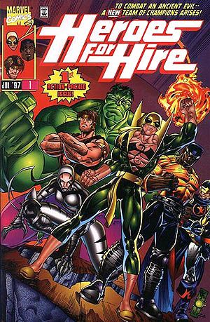 Heroes for Hire - Wikipedia, the free encyclopedia °°