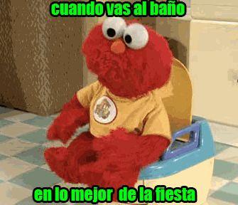 Cómo Elmo Dice   fer Gif humor