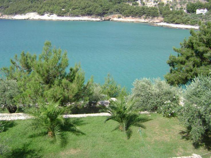 O vacanta pe insula Thassos, Grecia