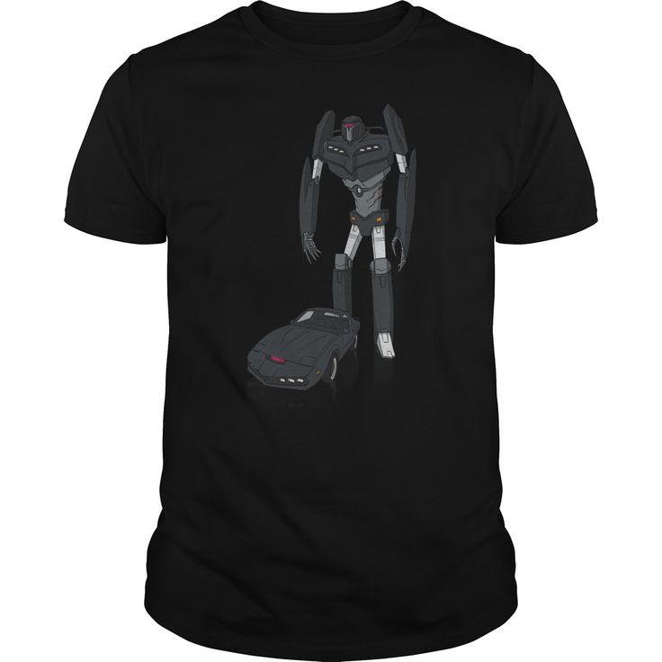 KITT car t shirt