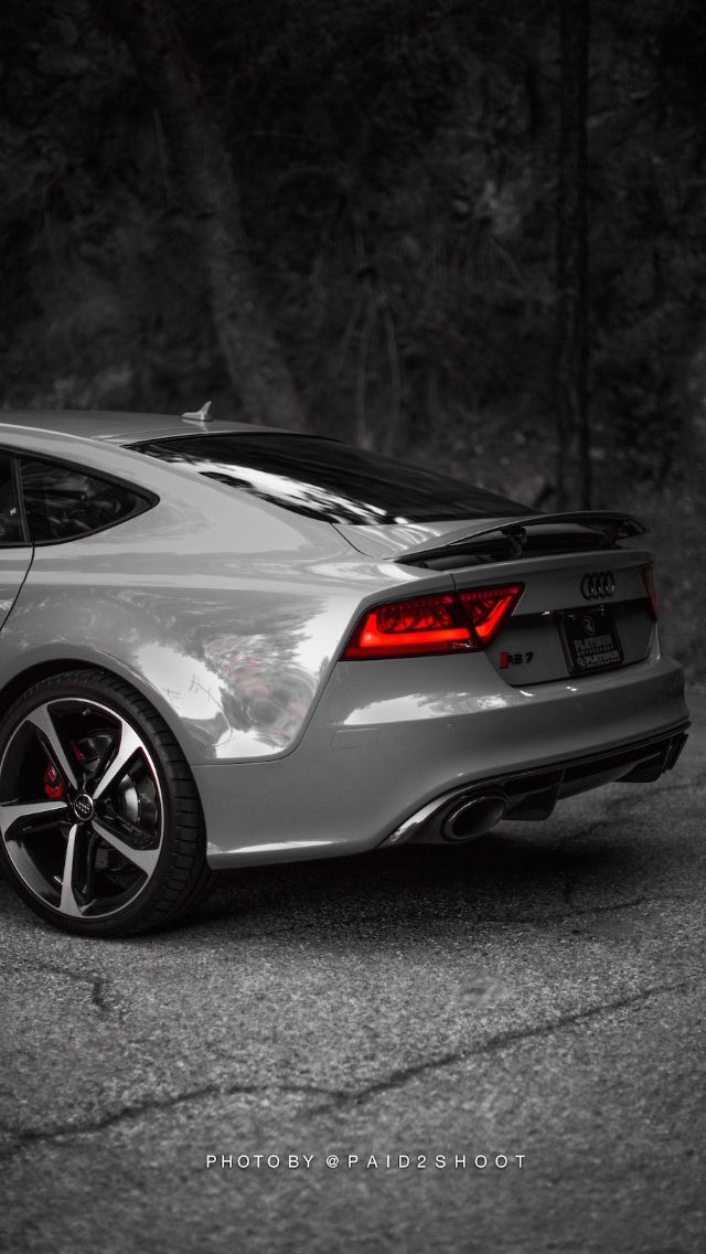 If the R8 and the A5 had a wild night....Audi RS7 Quattro