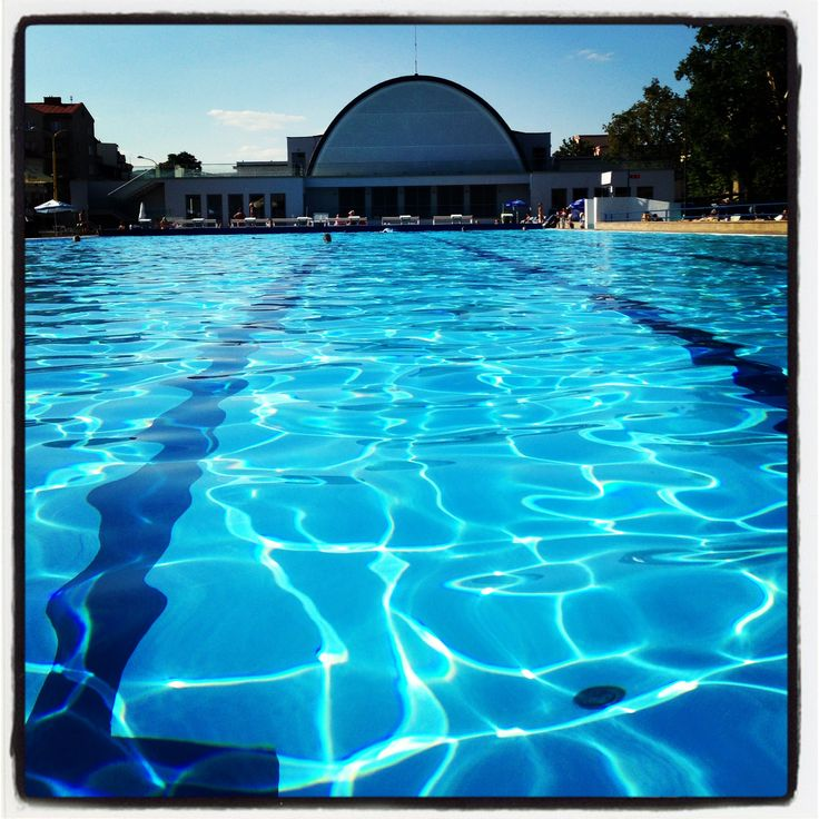 Pool City Park Kosice
