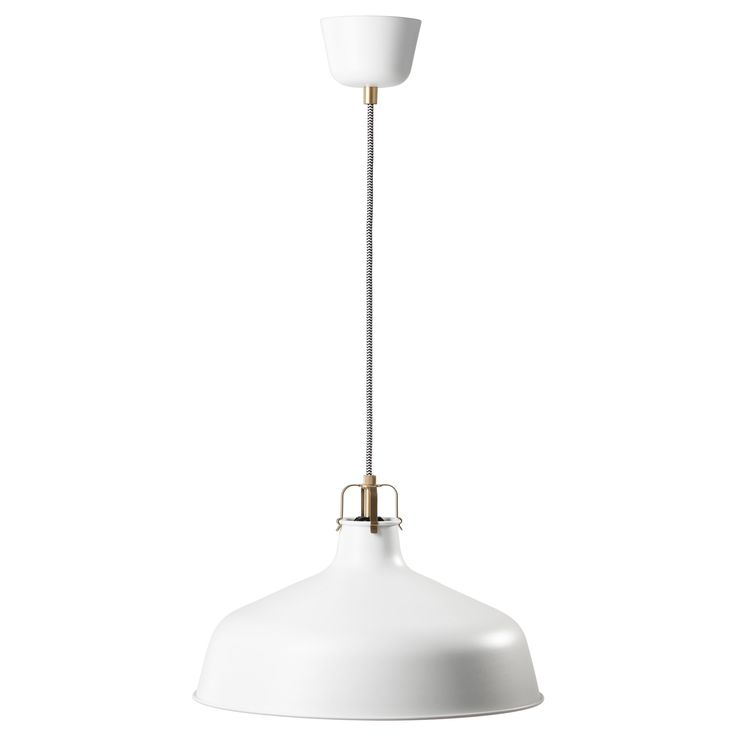 RANARP Taklampe - IKEA Pendel lamp/light. We are thinking of using this in our kitchen.