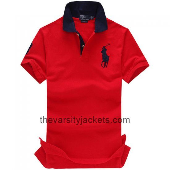 Cheap RedBlack Ralph Lauren Mens Polo Shirts Buy Online