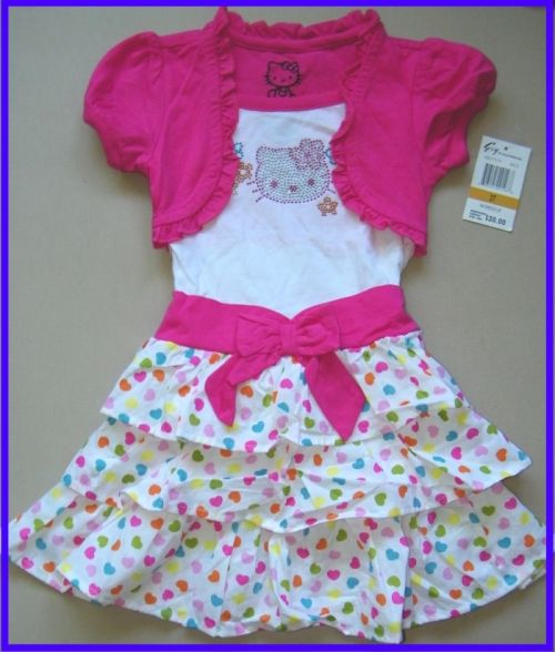 Hello Kitty Birthday Dress?