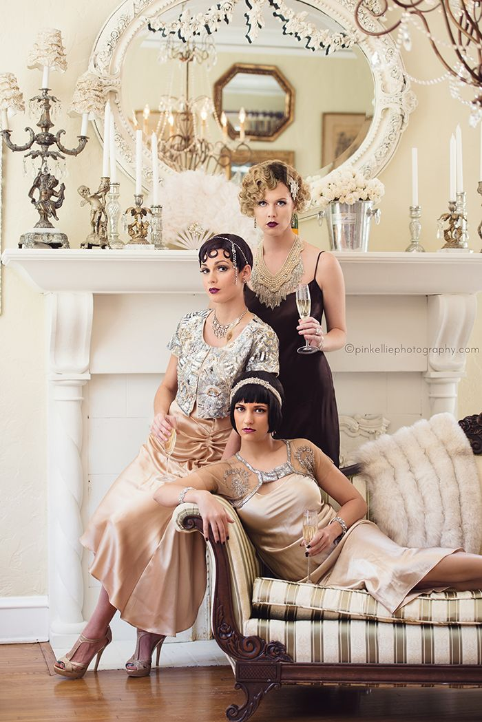 vintage glamour great gatsby | Great Gatsby 1920's Glamourous Editorial Photo shoot photography by ...