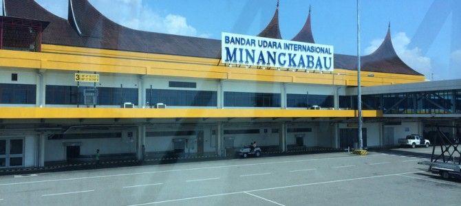 Sejarah Bandara Internasional Minangkabau Padang