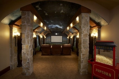 17 Best Images About Theater Room On Pinterest 2 Story