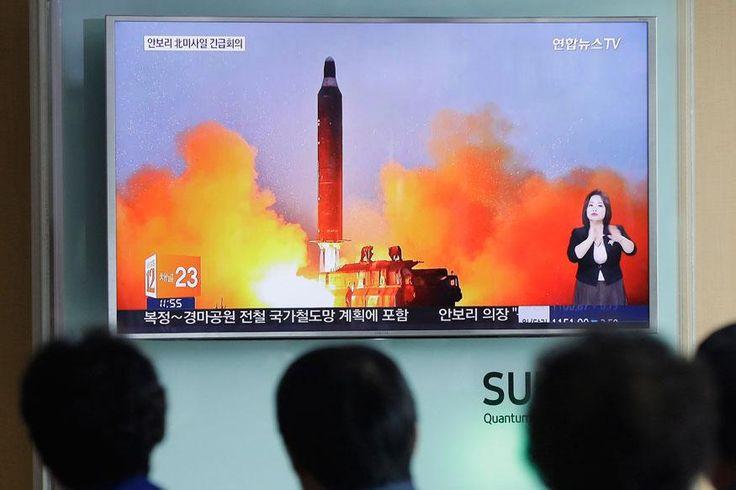 UNSC to meet tomorrow to discuss N Korea's ballistic missile launch :http://gktomorrow.com/2017/03/07/unsc-n-koreas-ballistic-missile-launch/