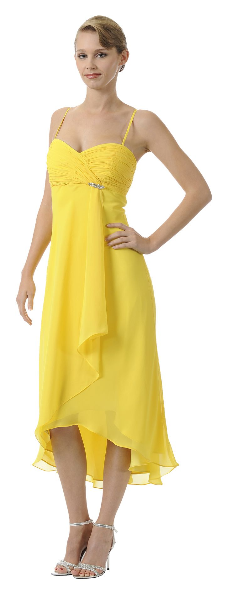 The 25 best yellow bridesmaid dresses uk ideas on pinterest beautiful yellow bridesmaid dress possibly ombrellifo Images