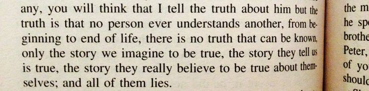 """No person ever understands another..."" Children of the Mind - Orson Scott Card (Ender's Game series)"