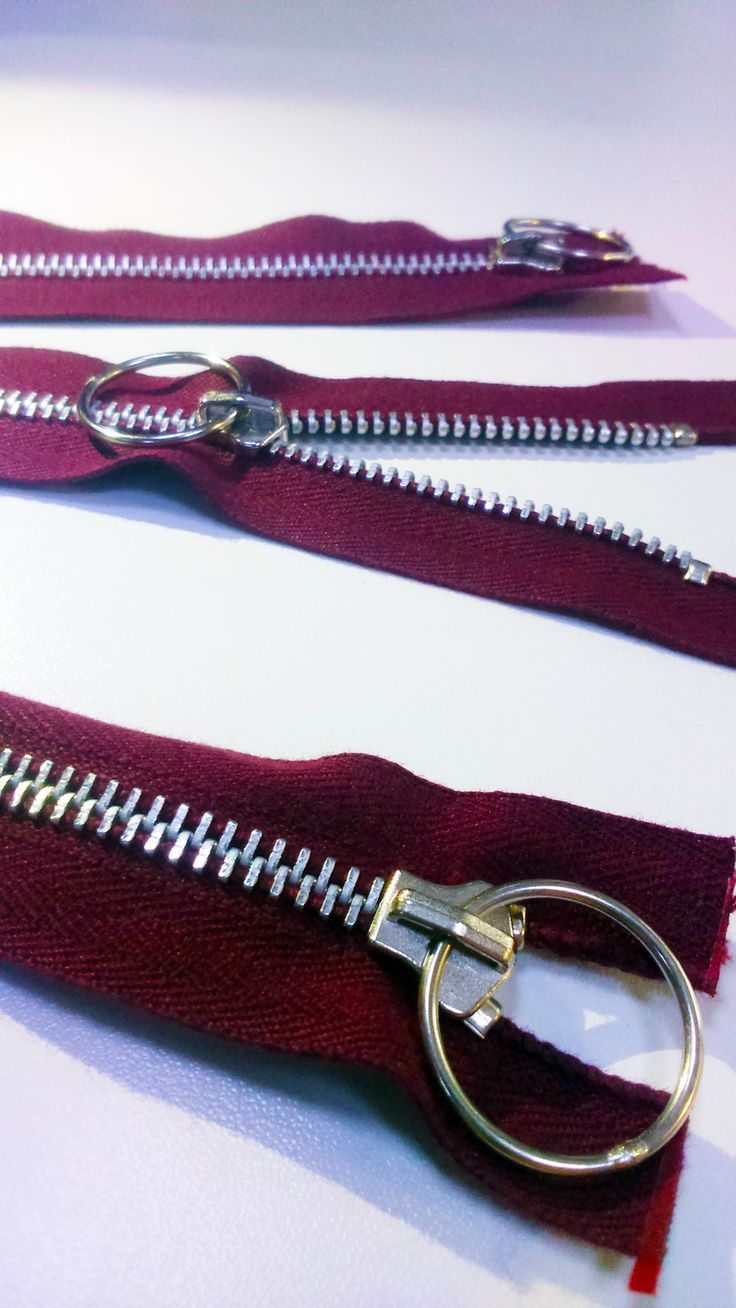 3 cerniere bordeaux in ferro a sgancio con anello : Merceria di merceriarosapalese