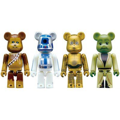 Star Wars Toy Box - Star Wars BE@RBRICK Collection