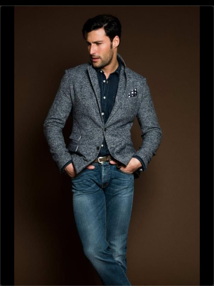 You don't always need to buy a custom suit. You can switch it up and get custom denim, shirts and outerwear.
