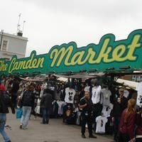 Market in London, Greater London