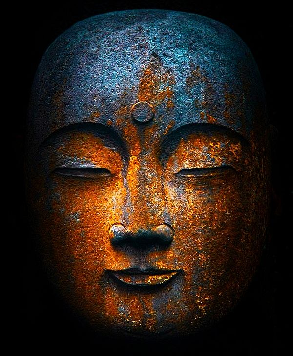 """The clever one relinquishes all, silently withdrawing, not dallying with pleasure yearning, such wise one remains unperturbed whether meeting success or touched by sorrow."" Dhammapada 83, What-Buddha-Said"