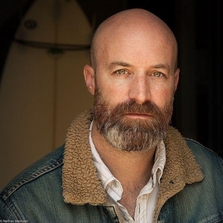 212 best men bald images on pinterest hairy men hot men and beards. Black Bedroom Furniture Sets. Home Design Ideas