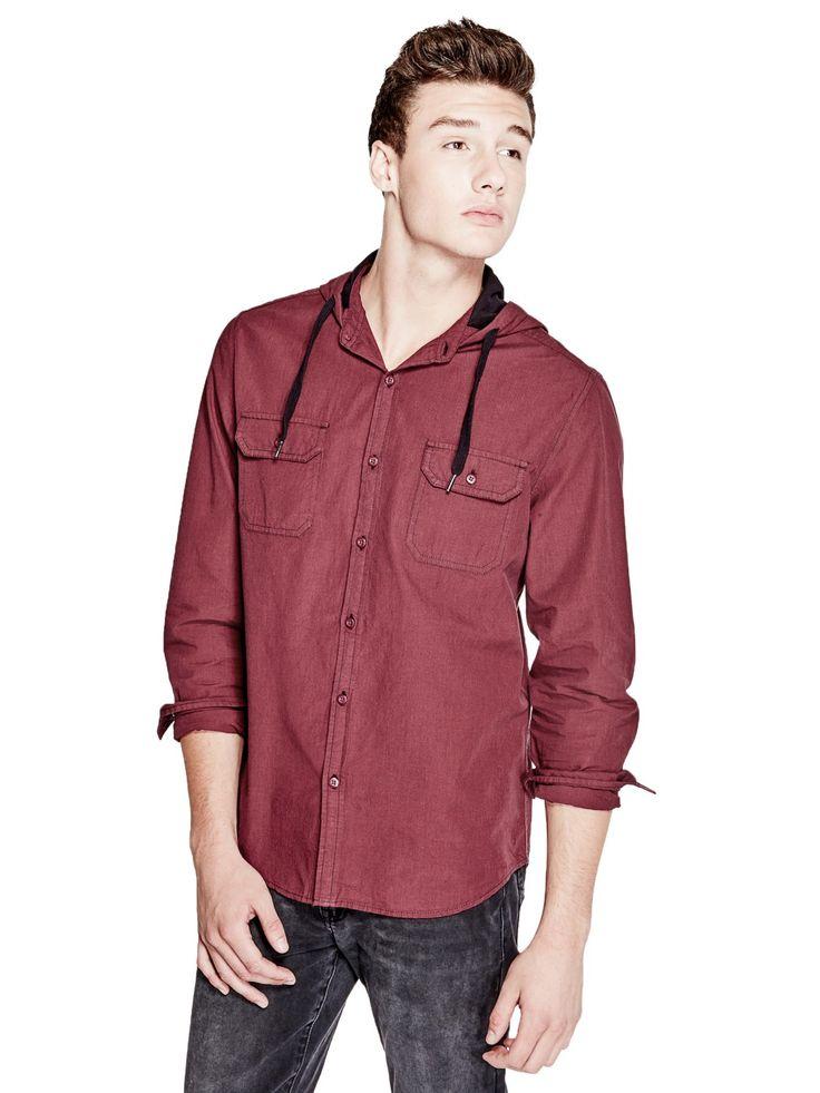 Augustus Houndstooth Shirt