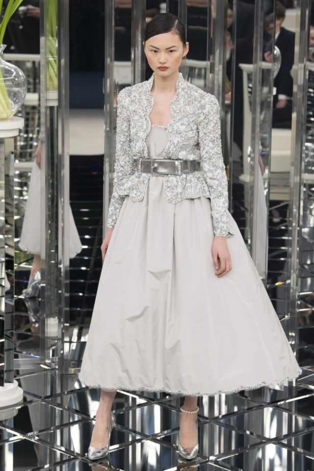 Chanel Haute Couture spring/summer 2017 collection