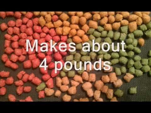 Homemade dry cat food  We've been looking for an easy recipe and I think I just found it!