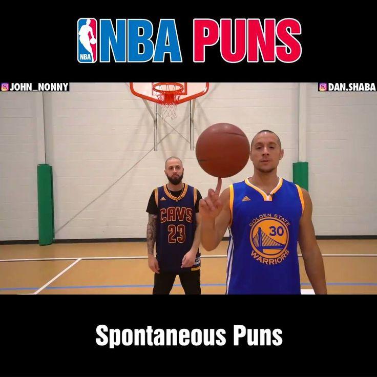 Basketball puns