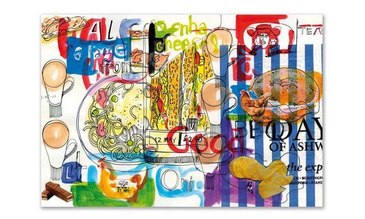 David Meldrum – thefoodillustrator.com | The Food Illustrator Project - David Meldrum - thefoodillustrator.com