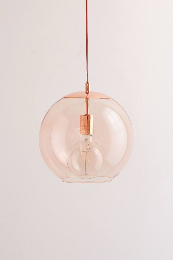 best  globe pendant light ideas only on pinterest  hanging  - emelle glass globe pendant light