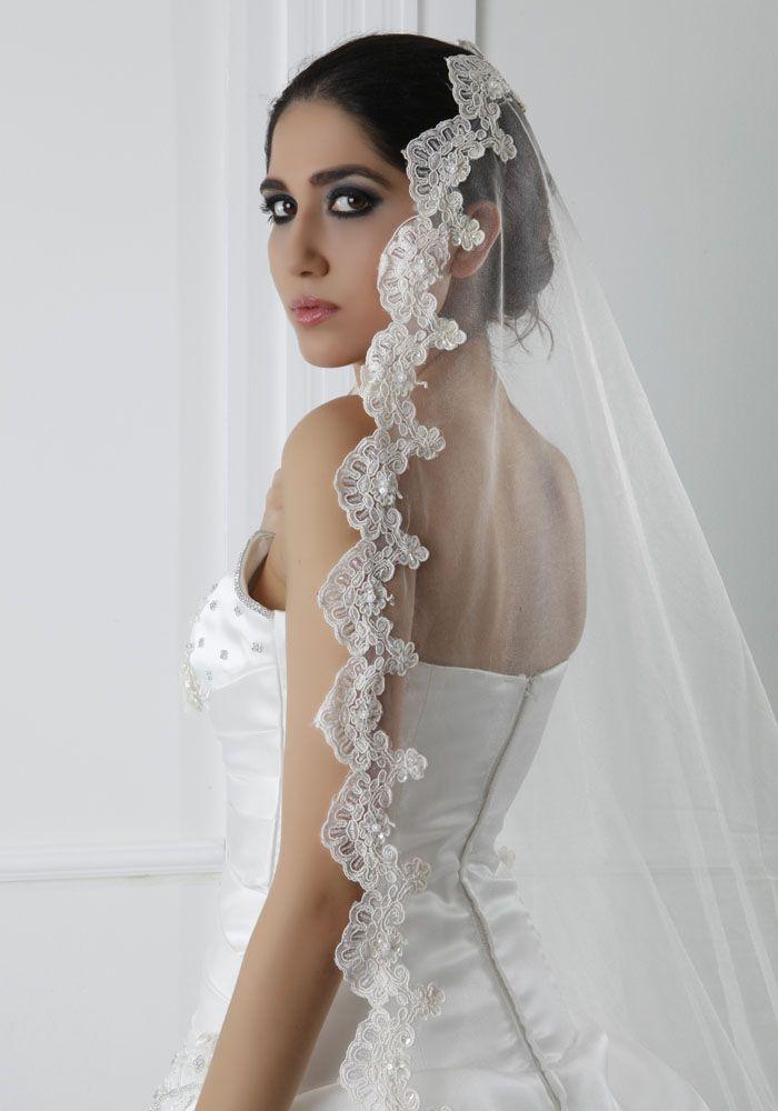 Többféle csipkéből választhatsz.- Ami az esküvői ruhádhoz a legjobban illik...