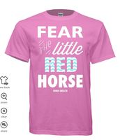 CHEVRON FEAR COLLECTION ***CHOOSE YOUR HORSES COLOR***