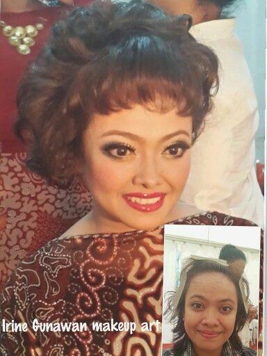 Make by Irine Gunawan  Www.rinmakeup.com  Makeup Jakarta,  Indonesia
