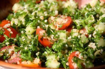 Μια νέα ελληνική τρέλα: Σαλάτα ταμπουλέ με πλιγούρι -Η καλύτερη συνταγή [εικόνες]   iefimerida.gr