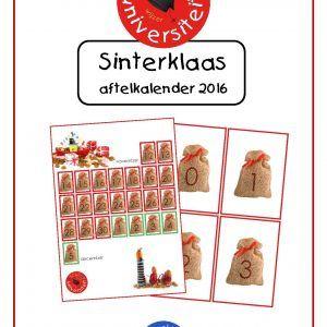 Aftelkalender Sinterklaas - cadeautje voor alle fan van Kleuteruniversiteit! Je vindt hier een gratis aftelkalender (van de intocht tot pakjesavond 2016) en getalkaarten 1-31, waarmee je je eigen kalender kunt maken. Veel plezier ermee!