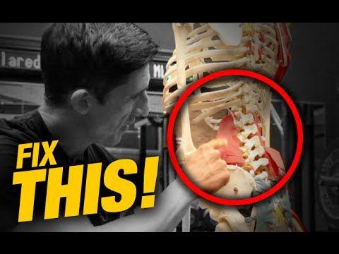 Quadratus Lumborum Stretch (DO'S AND DON'TS!) - YouTube