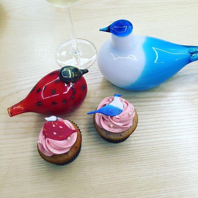 @iittala #birdsbytoikka #tokyo bird. #shanghai bird. #cupcake