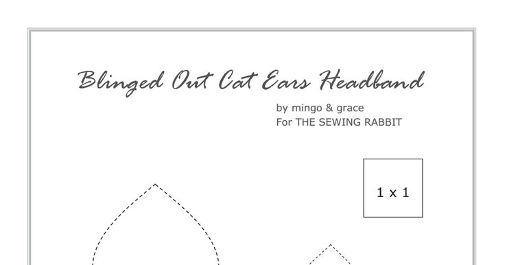 blinged out cat ear head band pattern.pdf