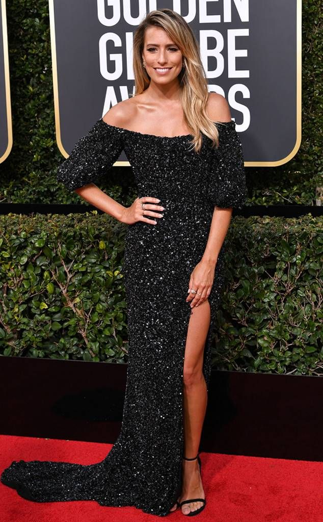 Renee Bargh From 2018 Golden Globes Red Carpet Fashion In 2020 Fashion Golden Globes Dresses Golden Globes Red Carpet