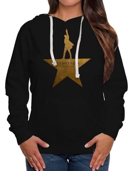 Hamilton Gold Women's Hoodie