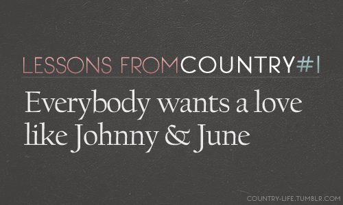 rings of fire burnin' with you.... I wanna love, love ya that much Cash it all in, give it all up and when you're gone I wanna go too like Johnny and June <3