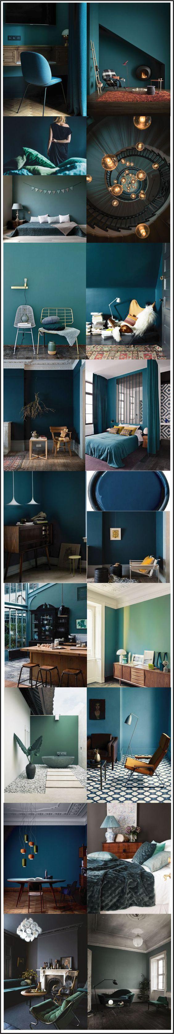 bleu paon-vert balsam-bleu canard- mood board chiara-stella-home