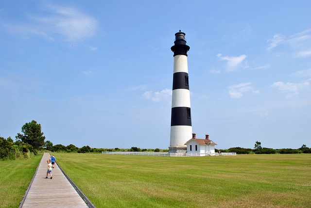 Bodie Lighthouse, Outer Banks, NC    shout out to @Joanna Mori Bodie