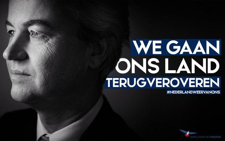 Tweets con contenido multimedia de Geert Wilders (@geertwilderspvv)   Twitter