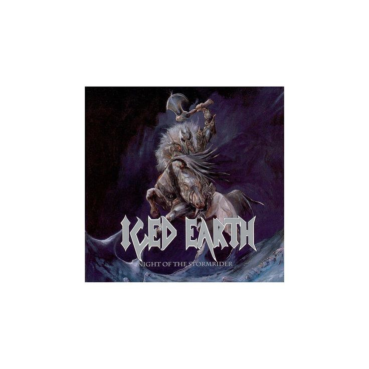 Iced earth - Night of the stormrider (Vinyl)