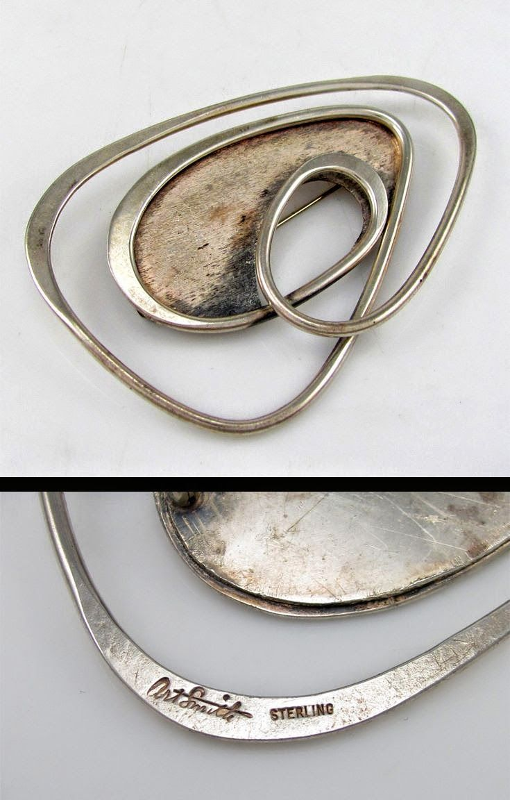 Domenique Mora Design Inc: Art Smith Jewelery