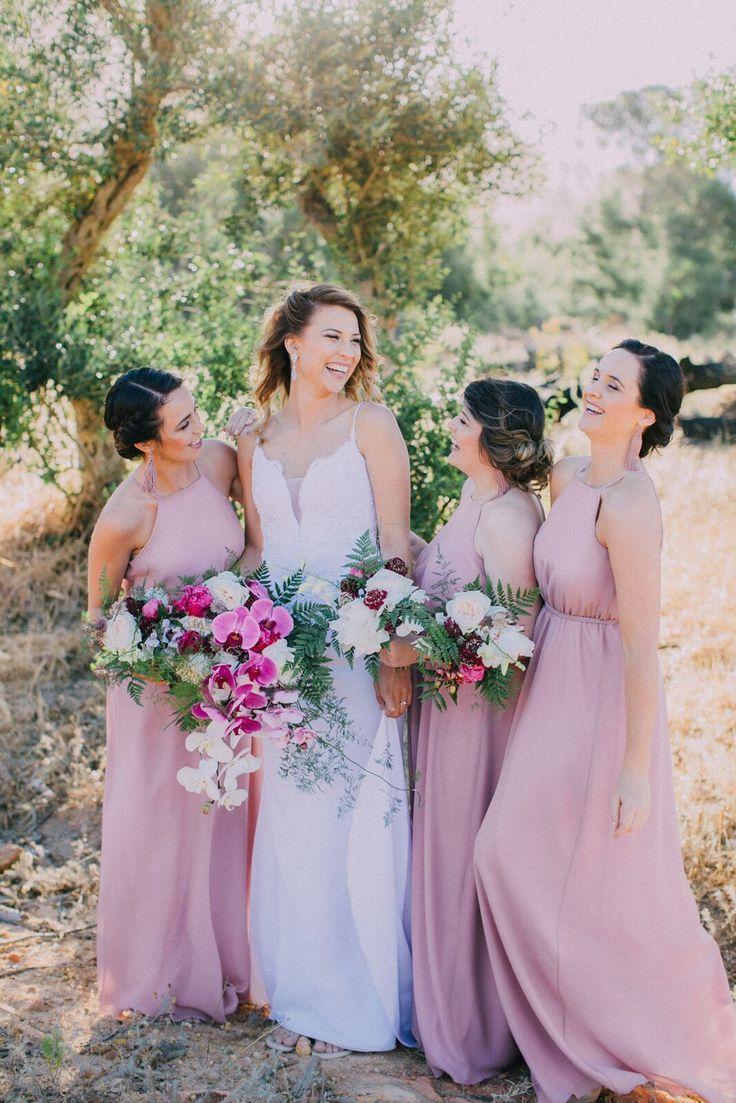 Glamorous Floral Wedding by Michelle du Toit | SouthBound Bride
