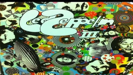 Led Zeppelin III - Page & Plant Live Versions 1970 - Mario