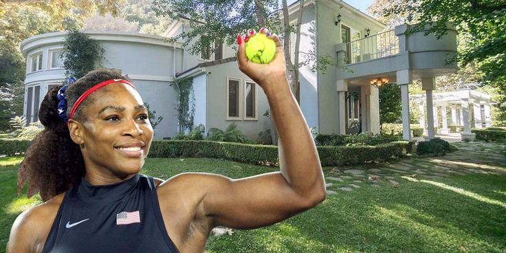 Serena Williams is selling her Bel Air mansion for nearly $12 million—take a look inside