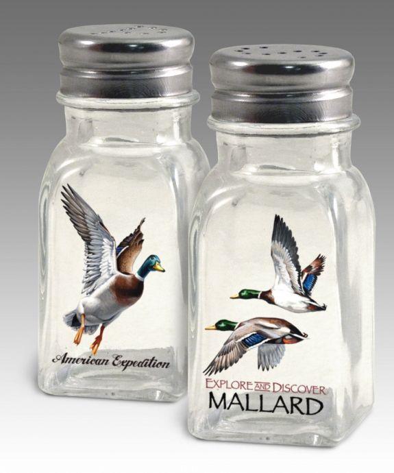 Mallard Duck Salt and Pepper Shaker SetFor $9.99