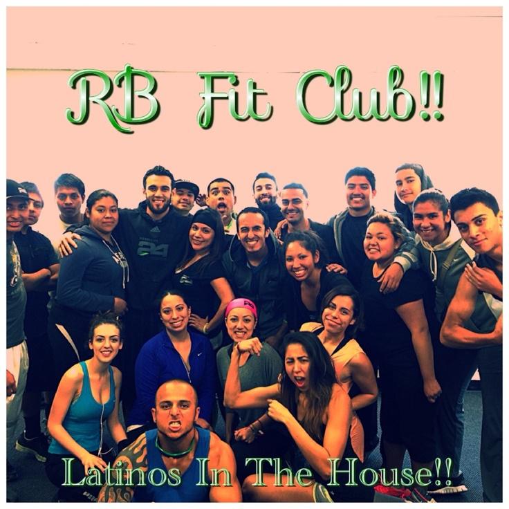 Fit club friends!!