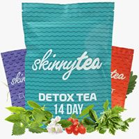We just reviewed a new detox tea. This time we tested out #SkinnyTea Detox Tea!