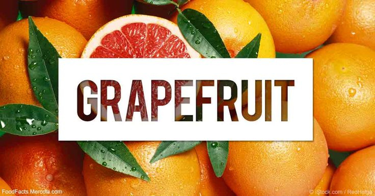 Learn more about grapefruit nutrition facts, health benefits, healthy recipes, and other fun facts to enrich your diet. http://foodfacts.mercola.com/grapefruit.html?platform=hootsuite